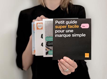 Orange – Le petit guide super facile pour une marque simple